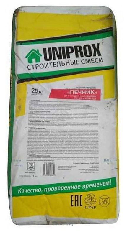 Фотографии Юнипрокс Печник (25 кг)
