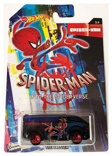 Фотографии Hot Wheels Spiderman FKF66-3
