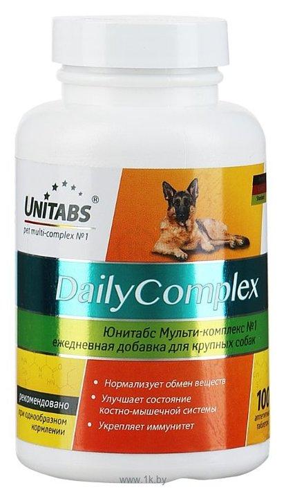 Фотографии Unitabs DailyComplex для крупных собак