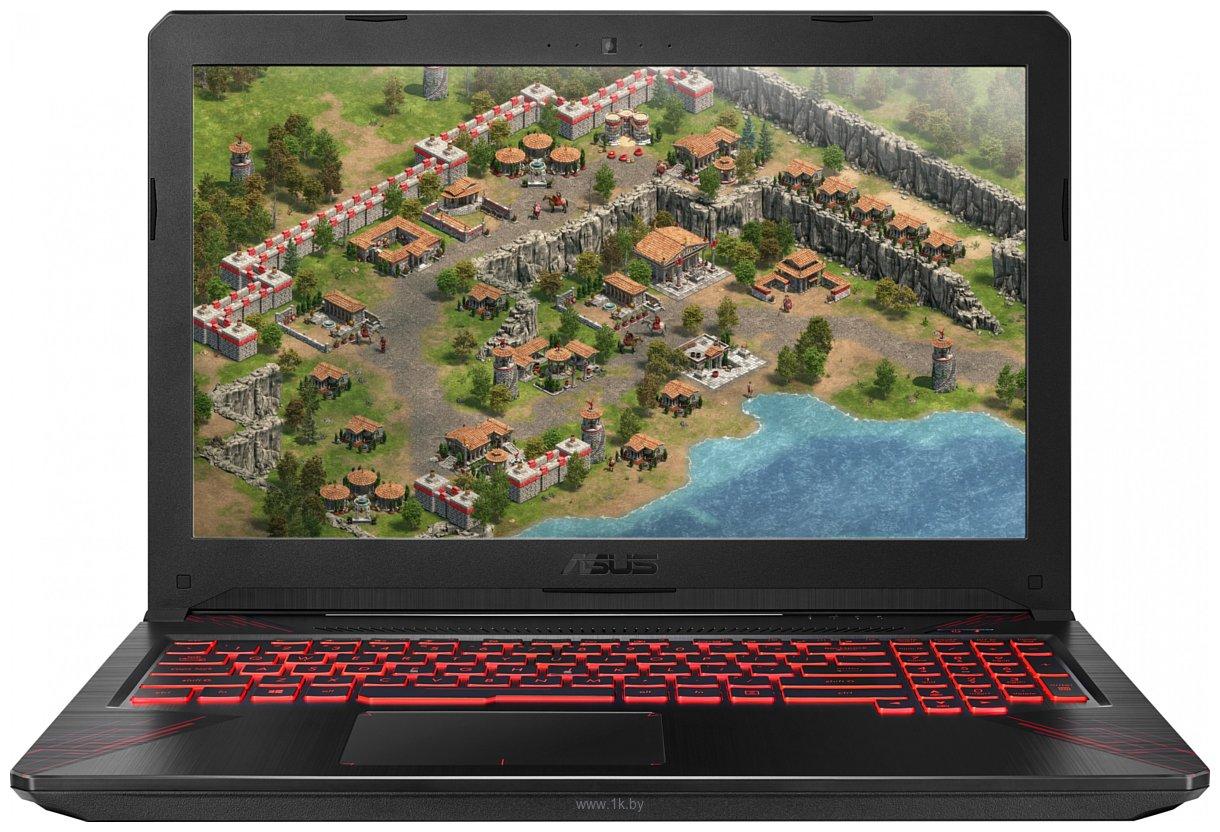 Фотографии ASUS TUF Gaming FX504GD-E41087