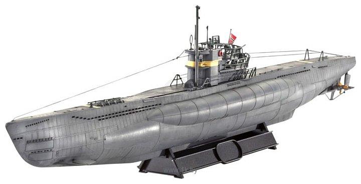 Фотографии Revell 05100 Немецкая подводная лодка U-Boot Type VII C/41