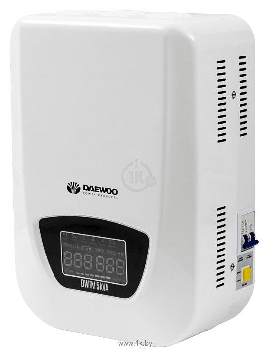 Фотографии Daewoo Power Products DW-TM5kVA