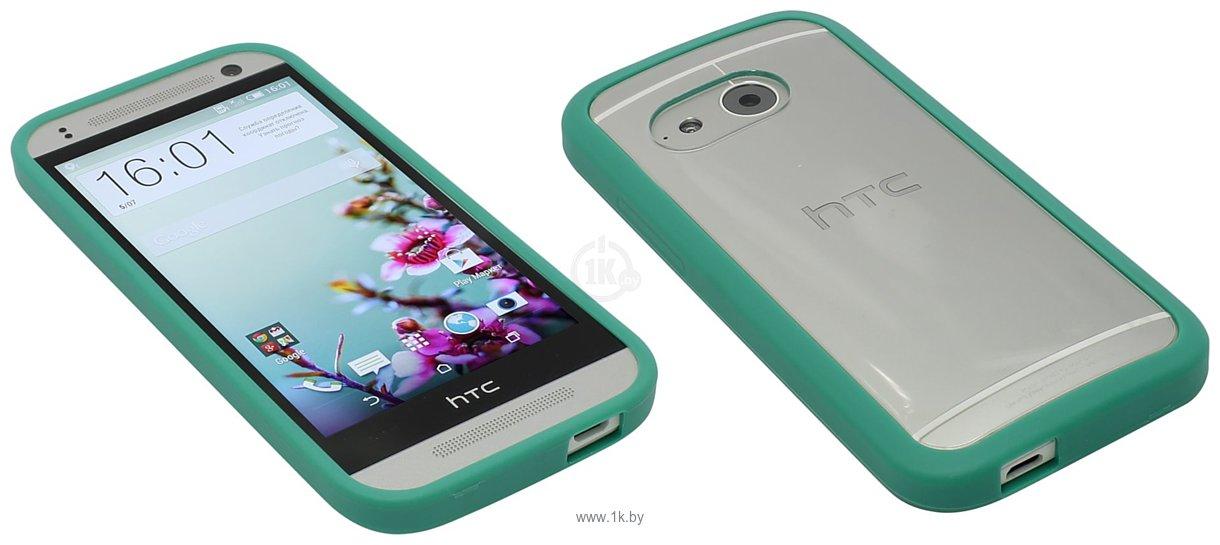 Фотографии NEXX Zero для HTC One mini 2 (зеленый)