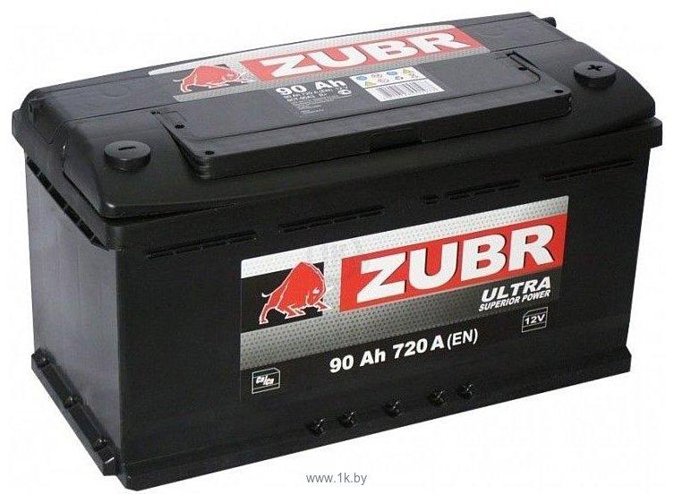 Фотографии Zubr Ultra L+ (90Ah)