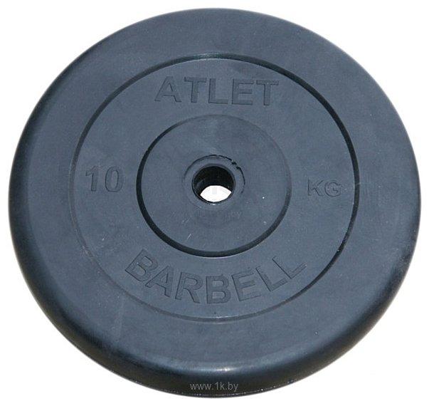 Фотографии Атлет диск 10 кг