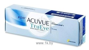 Фотографии Acuvue 1 Day Acuvue TruEye -0.5 дптр 8.5 mm