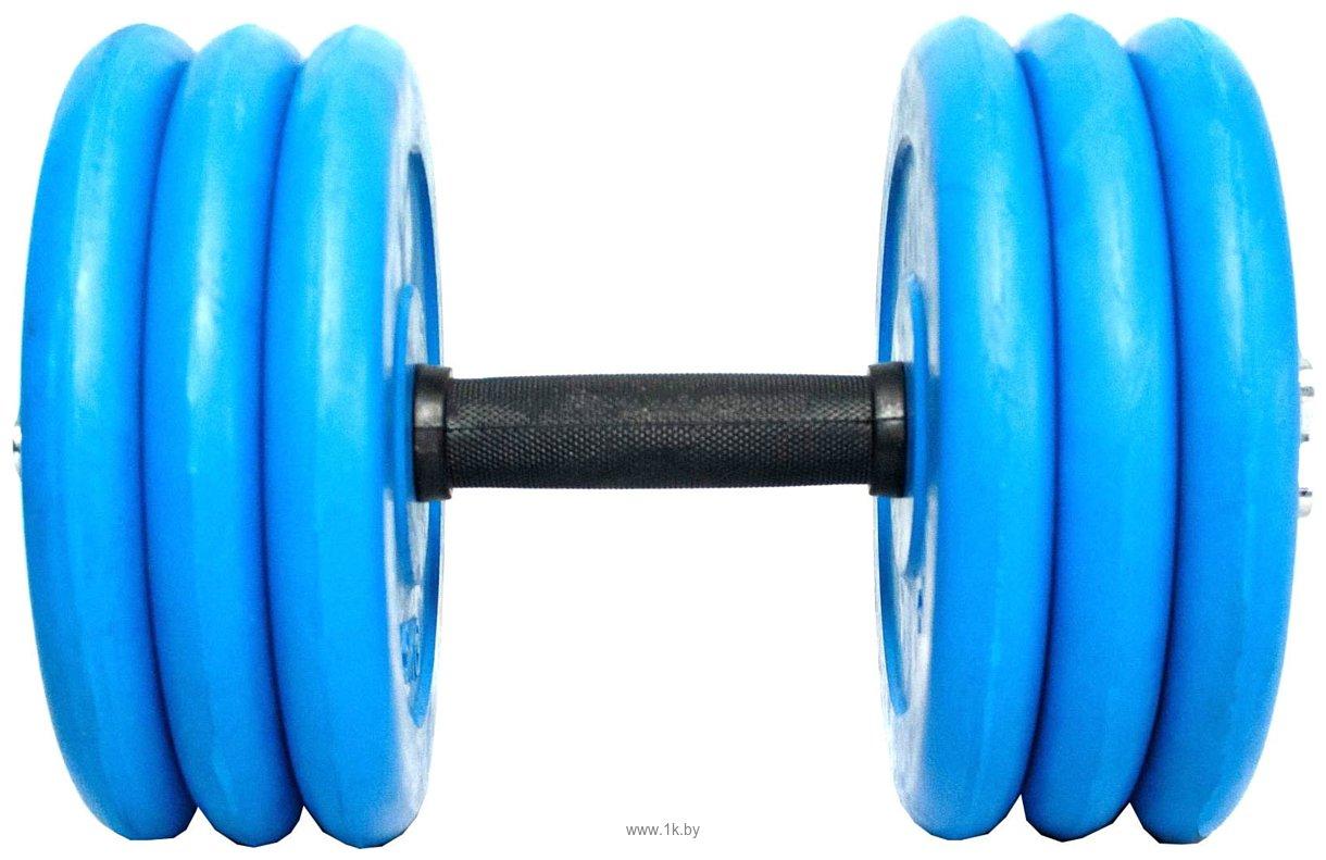 Фотографии Titan Sport обрезиненная 32 кг