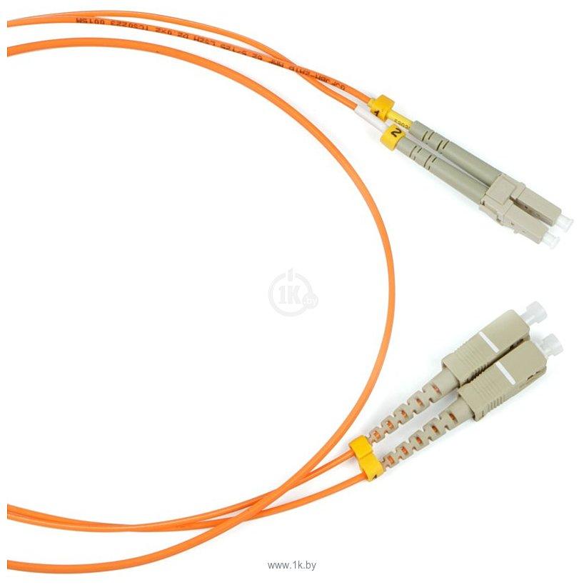 Фотографии Patch cord Duplex LC - SC 1 м