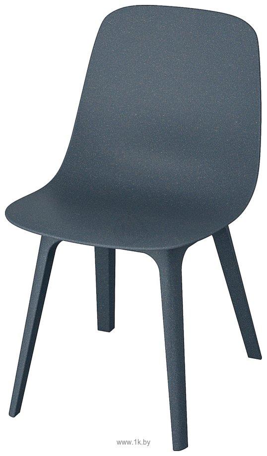 Фотографии Ikea Одгер (синий) (003.599.99)