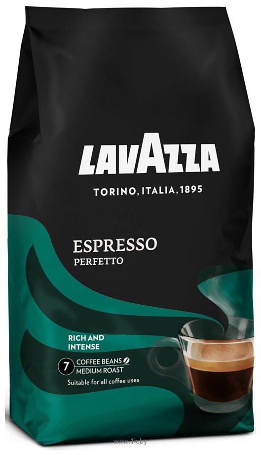 Фотографии Lavazza Perfetto Espresso в зернах 1000 г