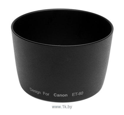 Фотографии Canon ET-60