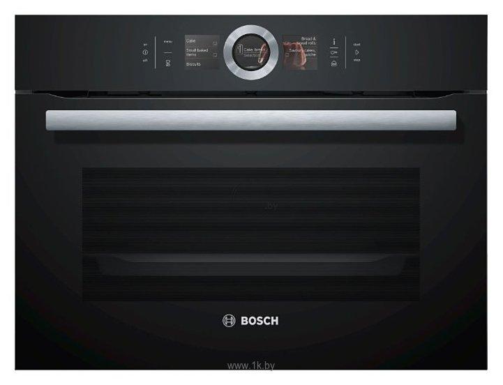 Фотографии Bosch CSG656RB7