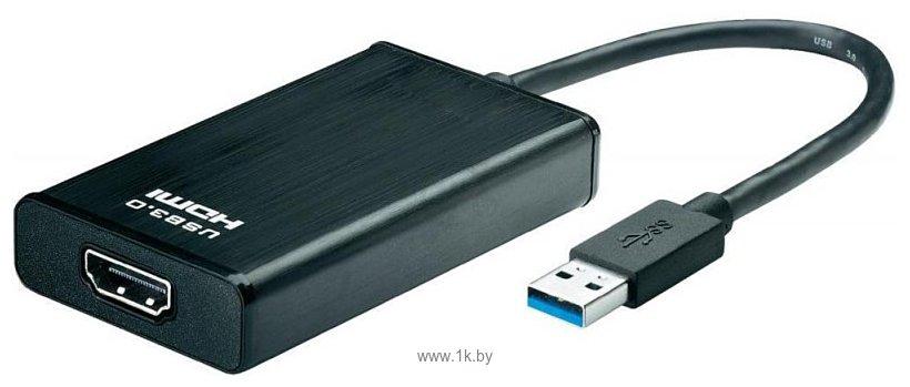 Фотографии USB 3.0 тип A - HDMI