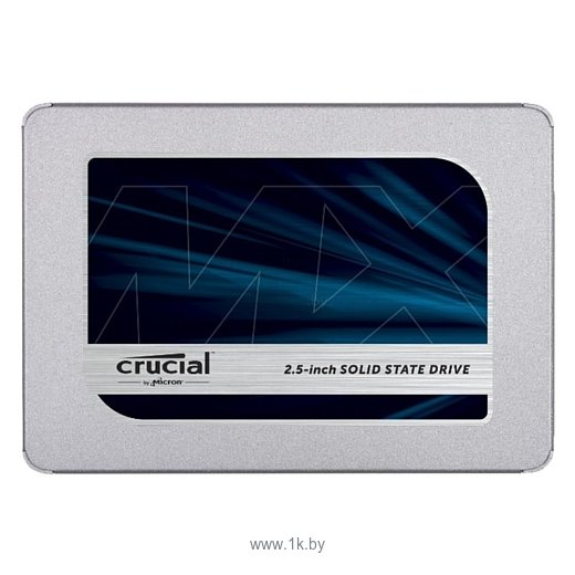 Фотографии Crucial CT500MX500SSD1