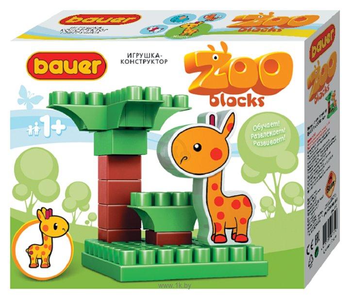 Фотографии Bauer Зооблокс 546 Жираф