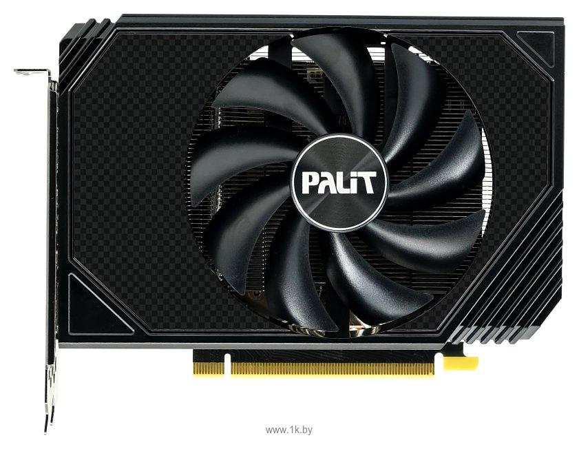 Фотографии Palit GeForce RTX 3060 StormX 12G (NE63060019K9-190AF)