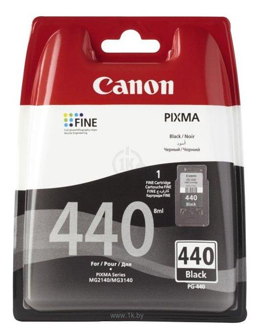 Фотографии Canon PG-440