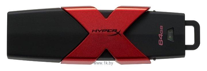 Фотографии Kingston HyperX Savage 64GB