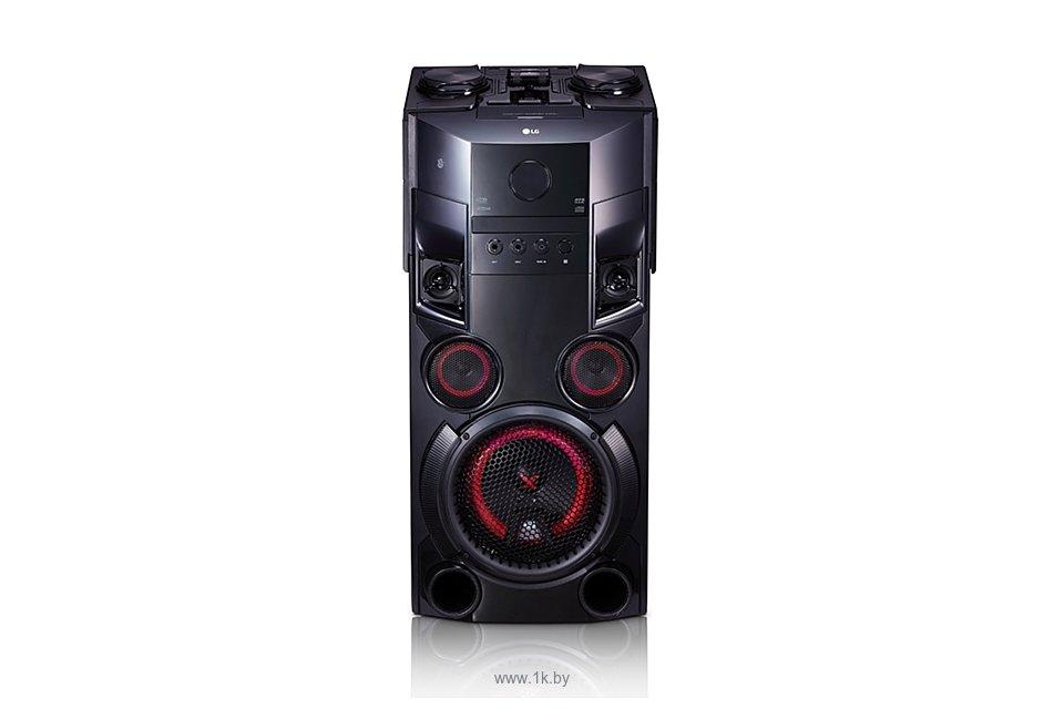 Музыкальный центр LG OM6560 купить в Минске, сравнить цены в ... cd076f4647e