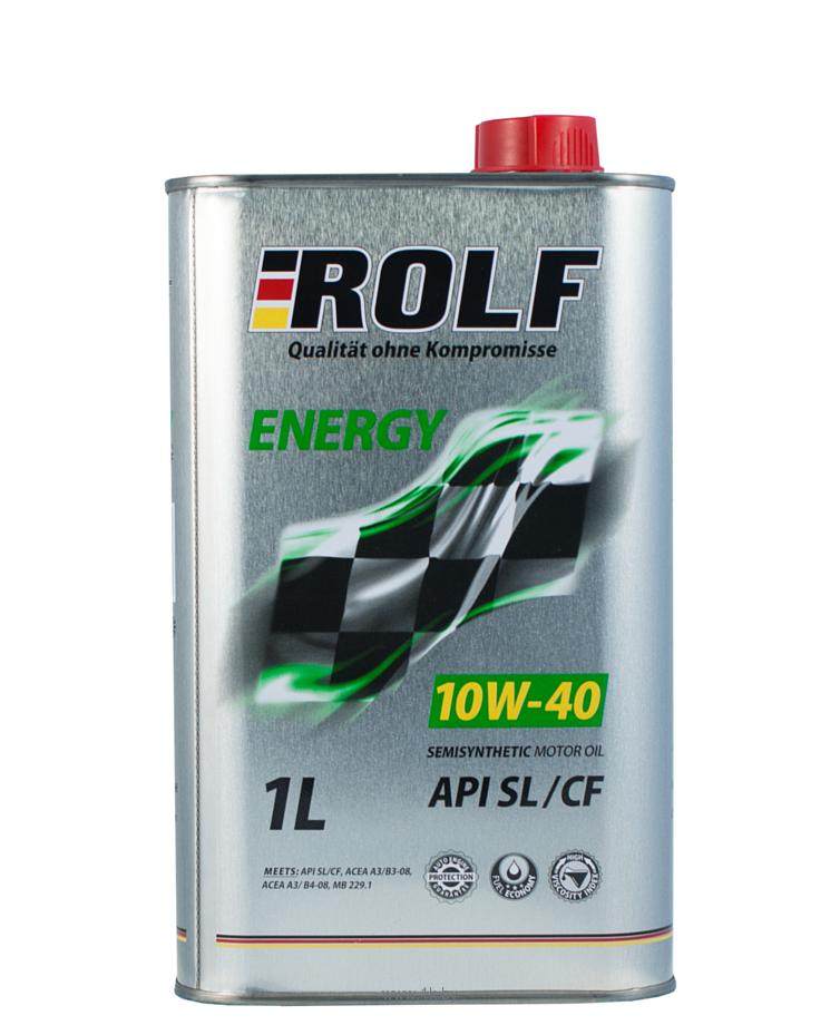 Фотографии ROLF Energy 10W-40 SL/CF 1л