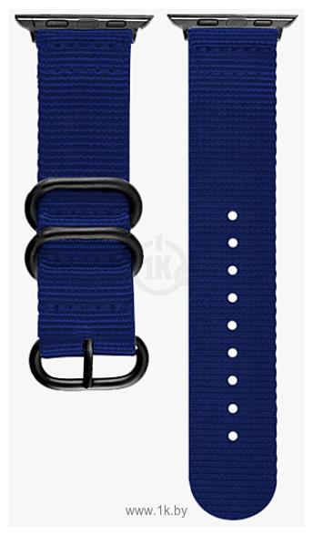 Фотографии Miru SN-03 для Apple Watch (синий)