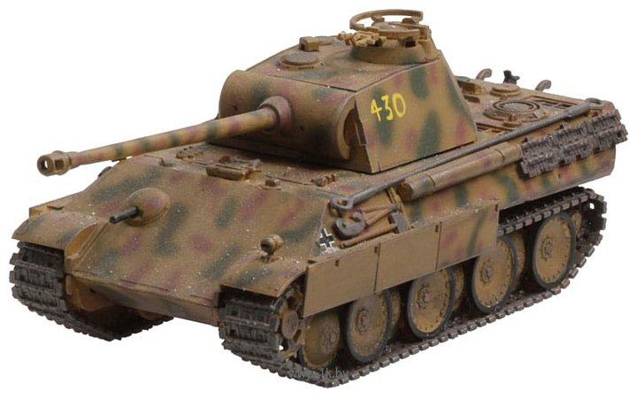 Фотографии Revell 03171 Немецкий танк PzKpfw V Panther Ausf.G