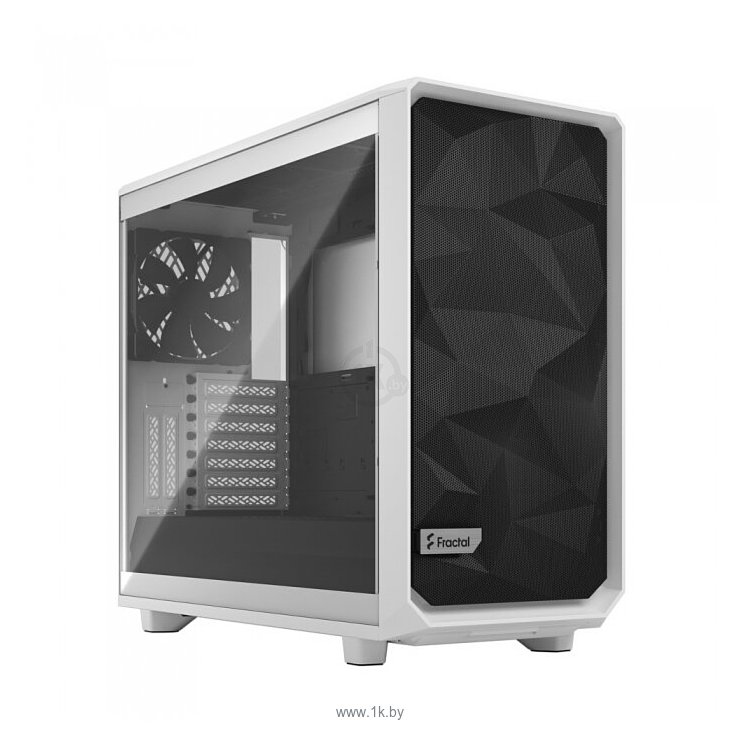 Фотографии Fractal Design Meshify 2 Clear Tempered Glass White FD-C-MES2A-05