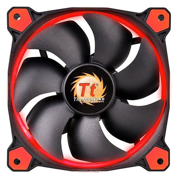 Фотографии Thermaltake Riing 12 LED Red