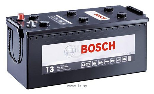 Фотографии Bosch T3 T3081 720018115 (220Ah)