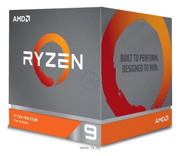 Фотографии AMD Ryzen 9 3900X Matisse (AM4, L3 65536Kb)