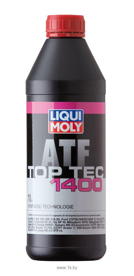 Фотографии Liqui Moly Top Tec ATF 1400 1л 3662