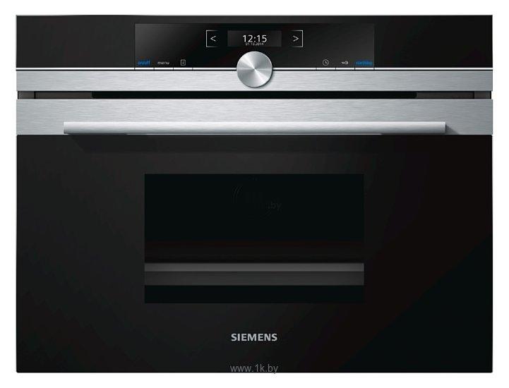 Фотографии Siemens iQ700 CD634GBS1