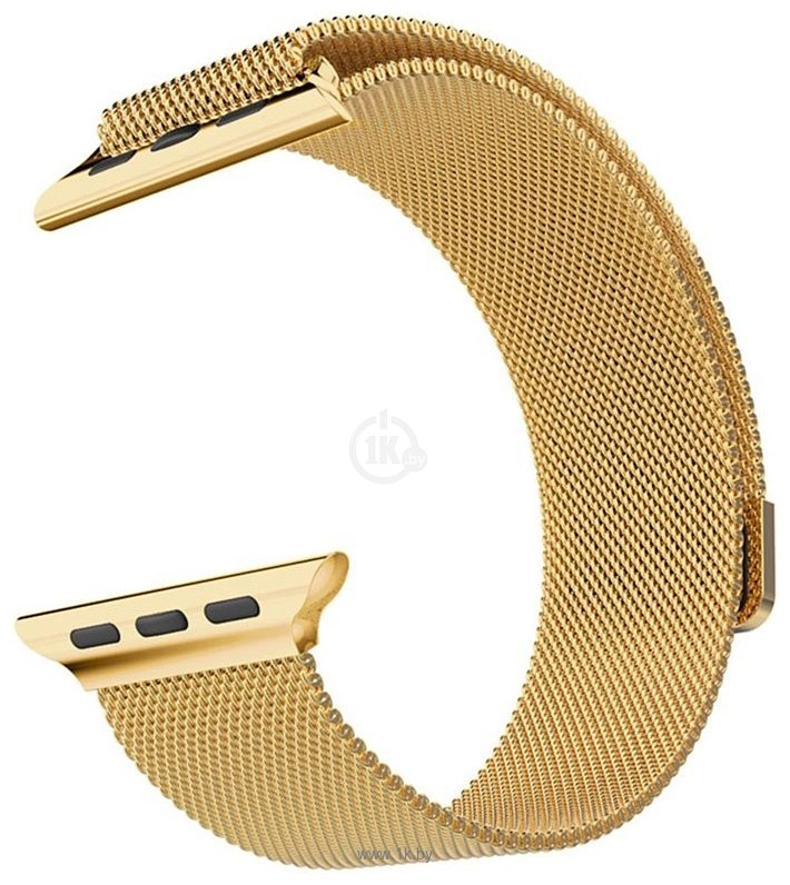 Фотографии KST металлический для Apple Watch 38/40 mm (золотистый)