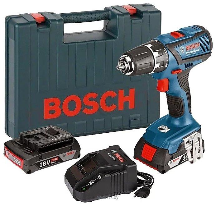 Фотографии Bosch GSB 18-2-LI Plus (0615990K2S)