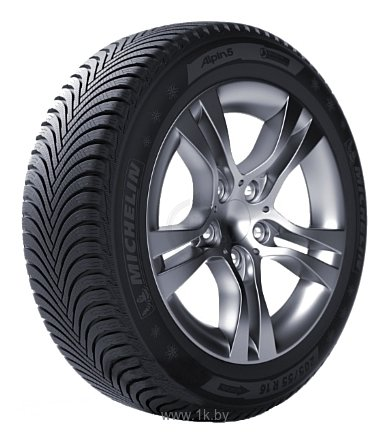 Фотографии Michelin Alpin A5 205/60 R16 96H