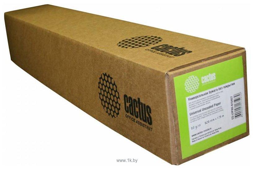 Фотографии CACTUS для струйной печати, A0 (80 г/м2) (CS-LFP80-914457)