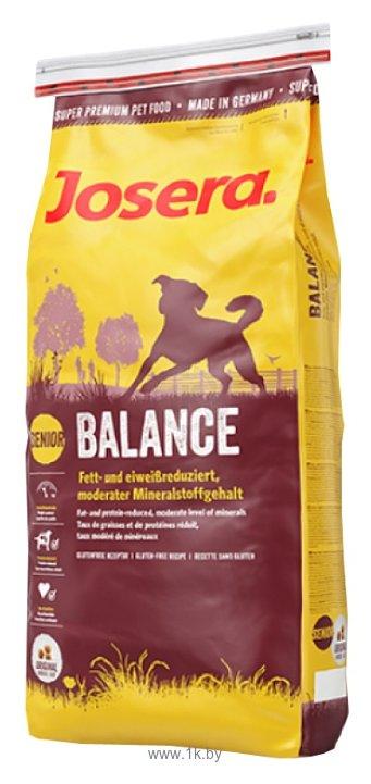 Фотографии Josera Balance (15 кг)