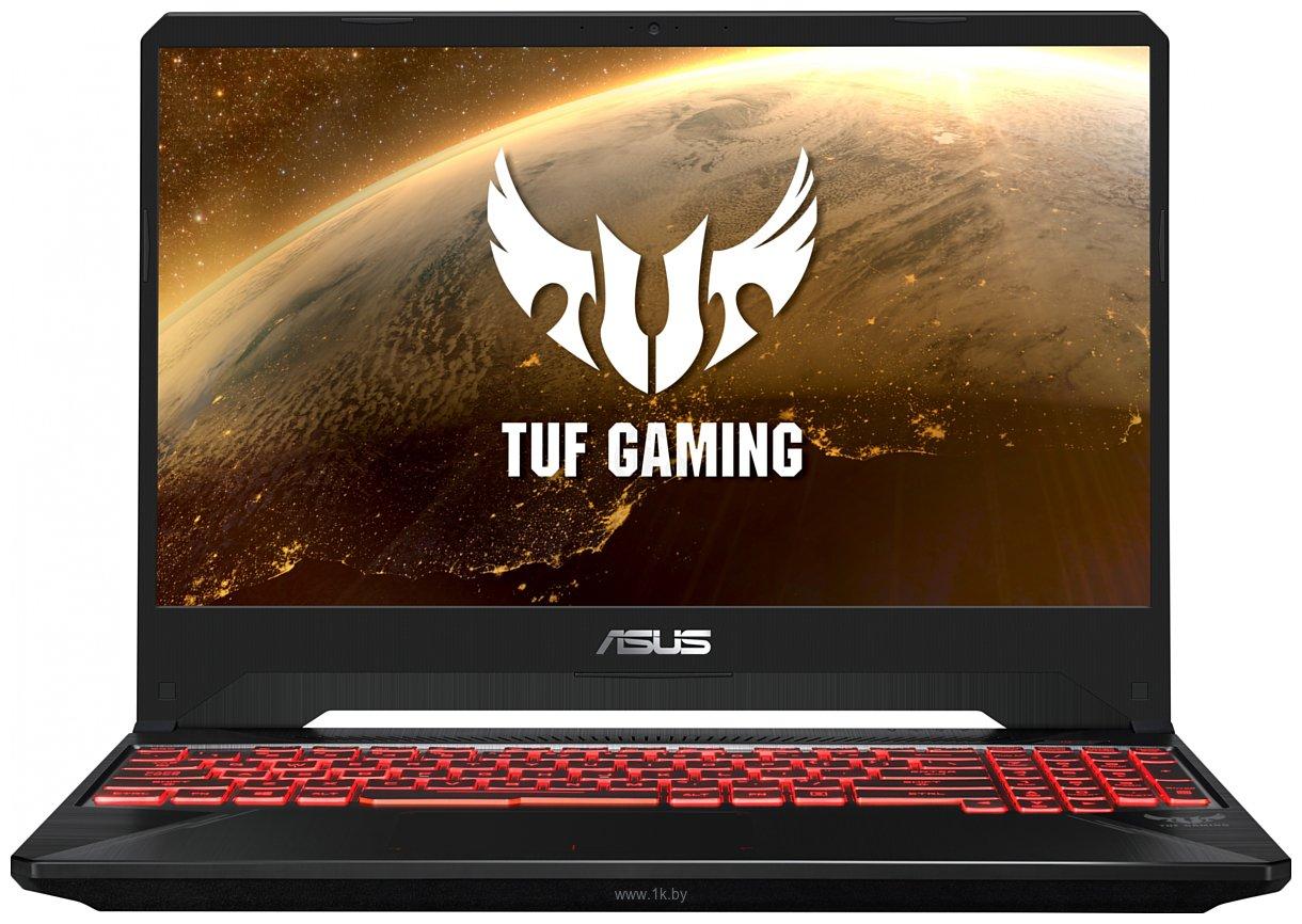 Фотографии ASUS TUF Gaming FX505GD-BQ310