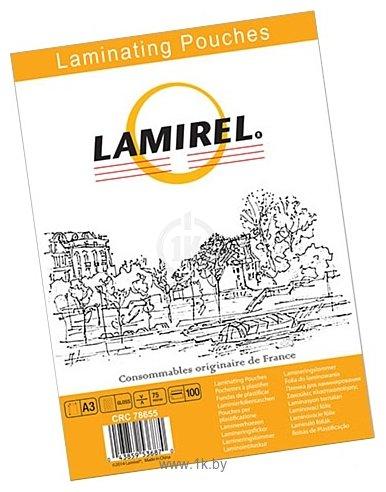 Фотографии Lamirel A3, 75 мкм, 100 л LA-78655