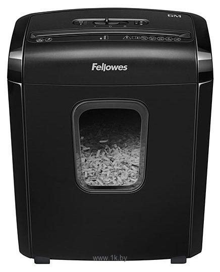 Фотографии Fellowes PowerShred 6M (черный)