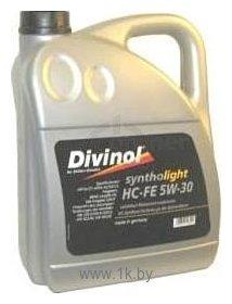Фотографии Divinol Syntholight HC-FE 5W-30 5л