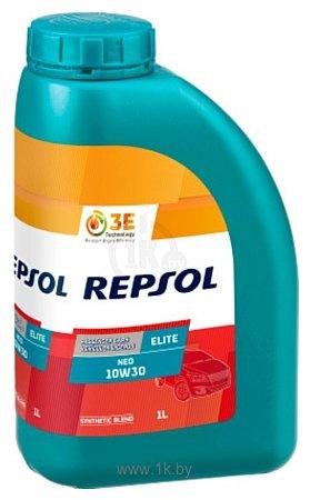 Фотографии Repsol Elite Neo 10W-30 1л