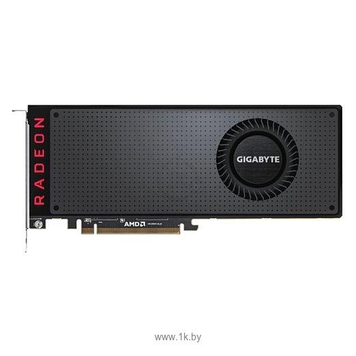 Фотографии GIGABYTE Radeon RX Vega 56 1156Mhz PCI-E 3.0 8192Mb 1600Mhz 2048 bit HDMI HDCP