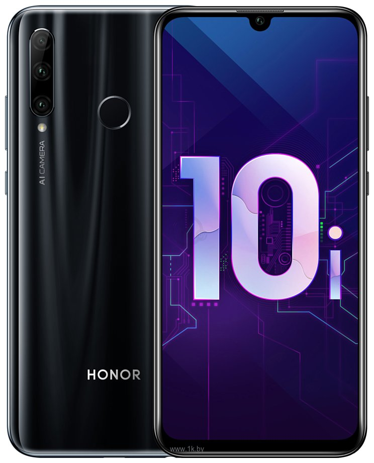 Фотографии Honor 10i HRY-LX1T