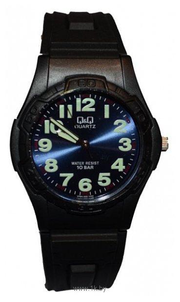 Наручные часы Qamp;Q - Qamp;Q. Наручные часы Qamp;Q - Qamp;Q Мужские Механизм кварцевый Пластиковый корпус