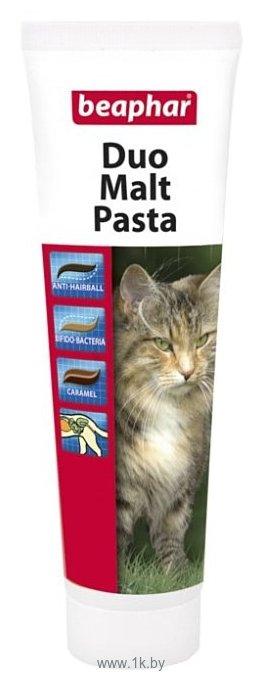 Фотографии Beaphar Duo Malt Paste для кошек