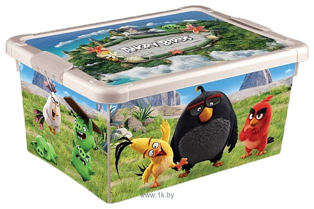 Фотографии Бытпласт Angry Birds