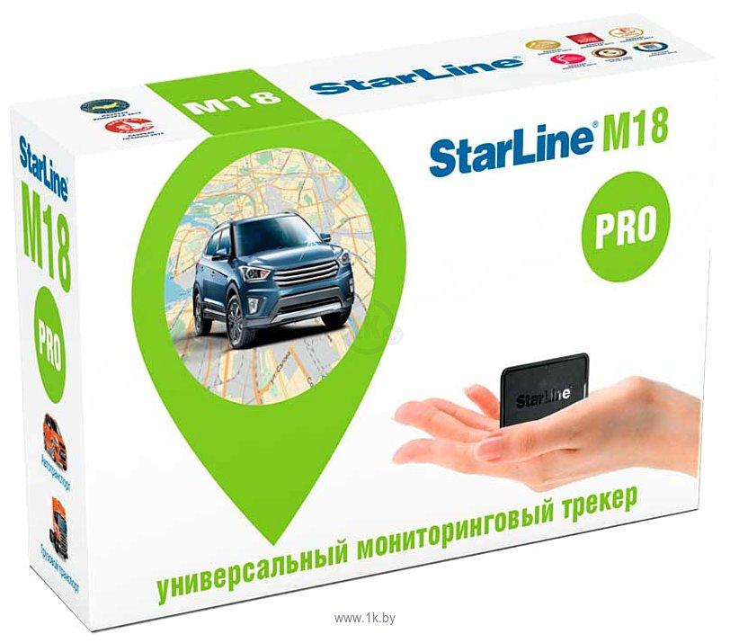 Фотографии StarLine M18 Pro