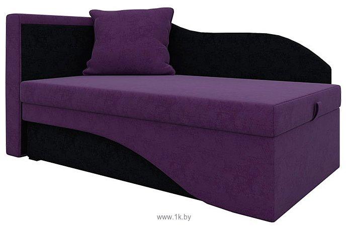 Фотографии Mebelico Грация (фиолетовый/черный) (58002)