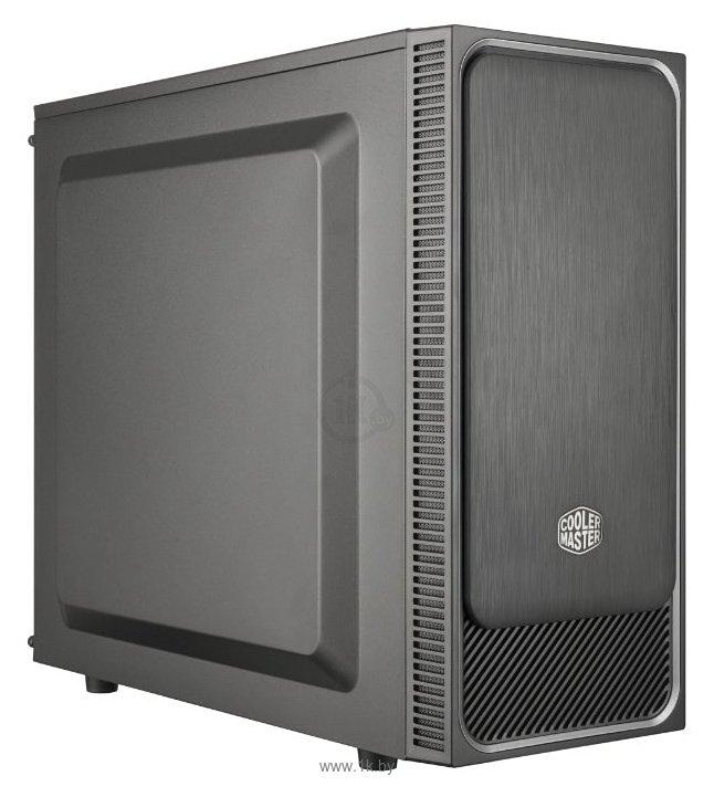 Фотографии Cooler Master MasterBox E500L (MCB-E500L-KN5N-S02) w/o PSU Black/silver